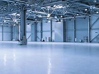 Pramoninės betoninės grindys