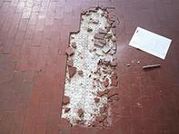 Pramoninių grindų remontas