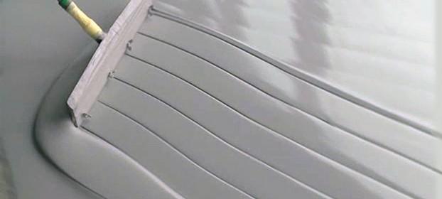 epoksidines grindys
